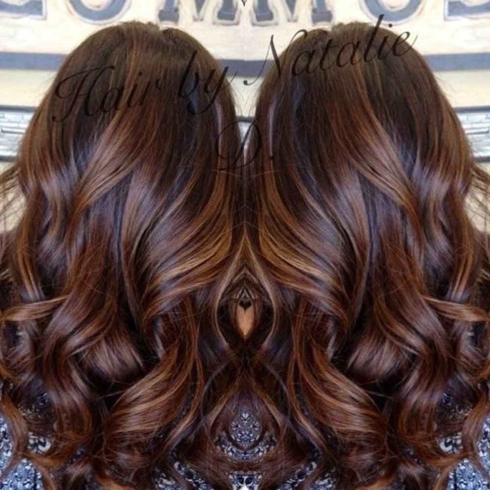 90 Balayage Hair Color Ideas with Blonde, Brown and Caramel Highlights