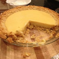 Summer Pie to Die For: Atlantic Beach Lemon-Lime Pie