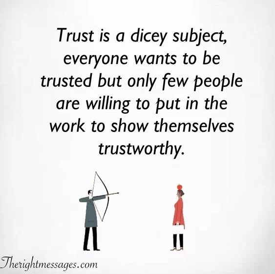 Image result for trust quotes