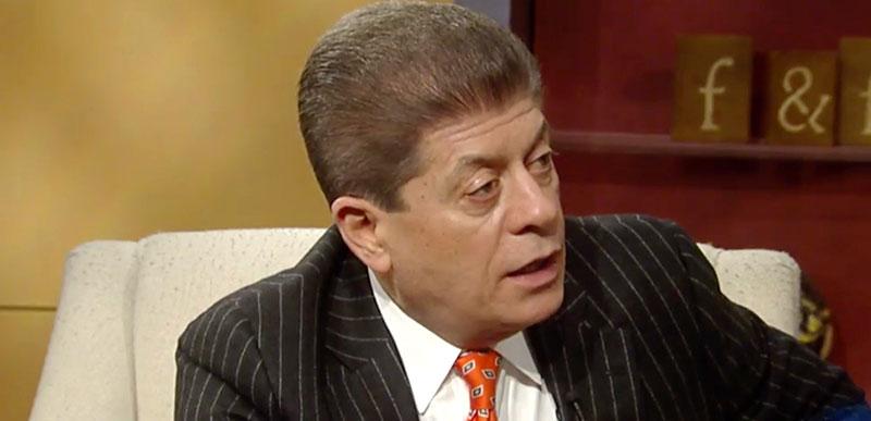 Judge Napolitano Off The Air At Fox News