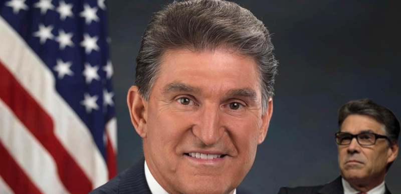 Could Manchin Replace Perry at DOE?