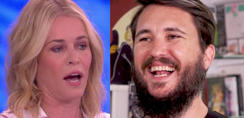 Chelsea Handler and Will Wheaton compete for scummiest liberal response to Texas shooting