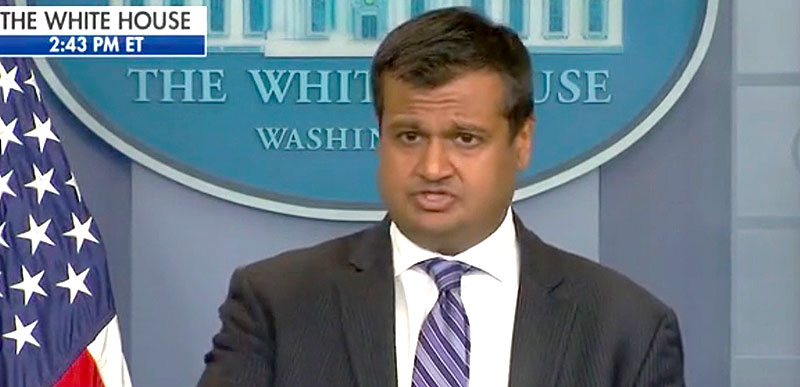 WATCH: White House spox says past statement by Robert Jeffress would NOT be embraced by the White House