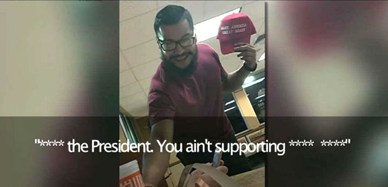 Thug Who Attacked Teen And Stole Maga Hat Arrested Also
