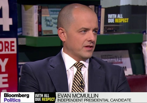 Image result for David Evan McMullin