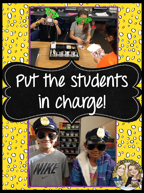 Putting Students in Charge of Classroom Management