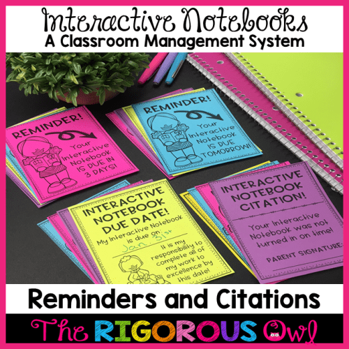 How to use Parent Communication with Interactive Notebooks