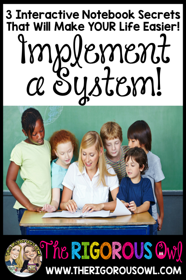 How to Create a System for Interactive Notebooks