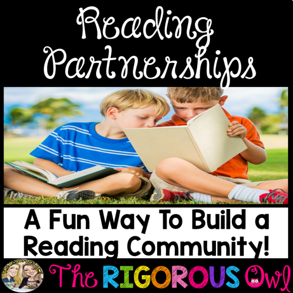 Reading Partnerships Ready-to-Use Resource!
