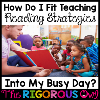 reading strategies featured image