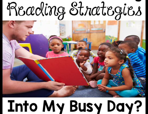 How to Fit Reading Strategies into Your Busy Day