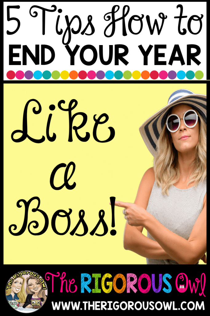 End the Year Like a Boss!