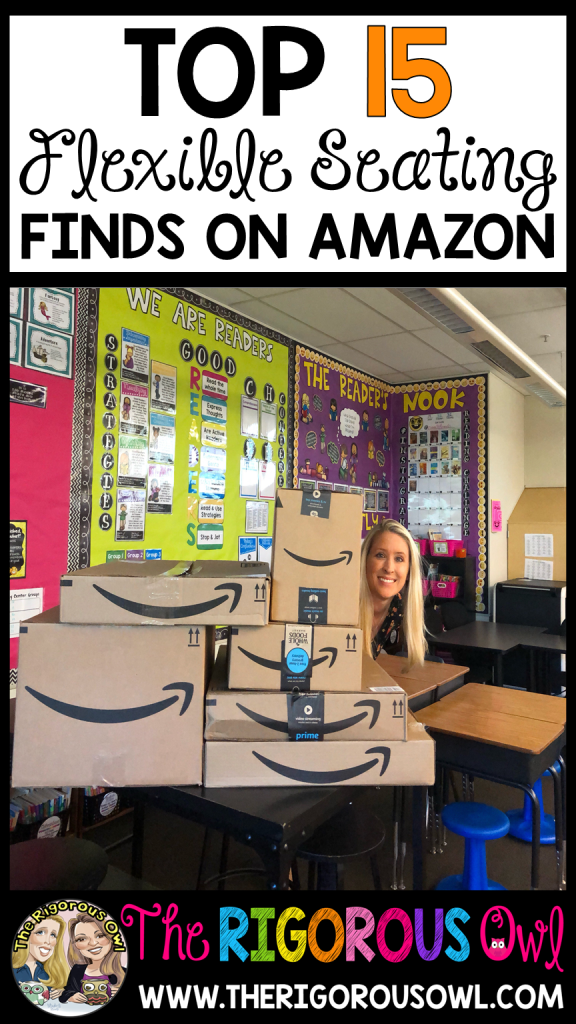 Top 15 Flexible Seating Finds on Amazon
