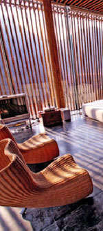 Bamboo Wall - Commune by The Great Wall Kempinski