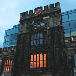 The Glasshouse - Exterior