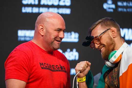 Dana White Confirms That He'll Be Meeting With Former ...