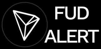 Tron FUD alert
