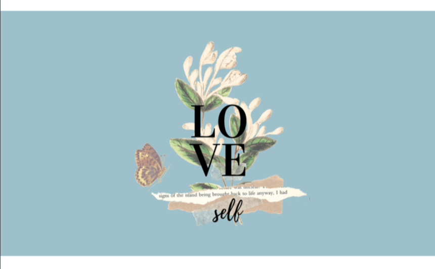 Image about self-love