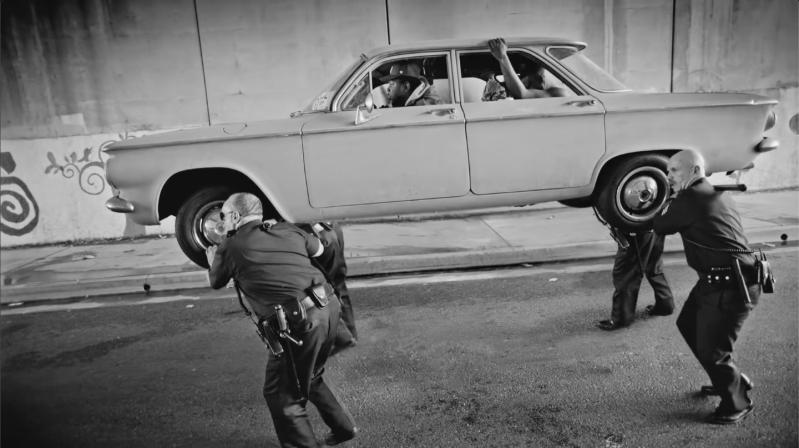 Alright Music Video Kendrick Lamar To Pimp A Butterfly, BLM, Hip hop