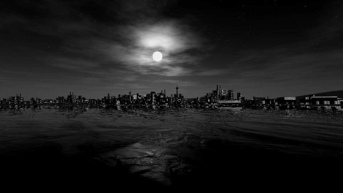 ACCUSTOMED TO THE DARK: LIFE IN A PANDEMIC_NIGHT SKY AND CITYSCAPE