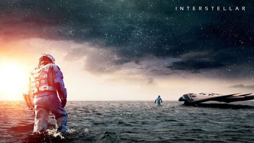 INTERSTELLAR: Christopher Nolan is a modern Homer and Interstellar, his magnum opus. The plot follows a group of astronauts in a dystopian future, transcending boundaries of space and time by journeying through a wormhole.
