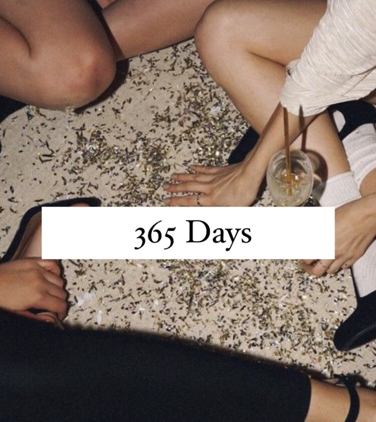 365 Days of the New Year and the Past Year