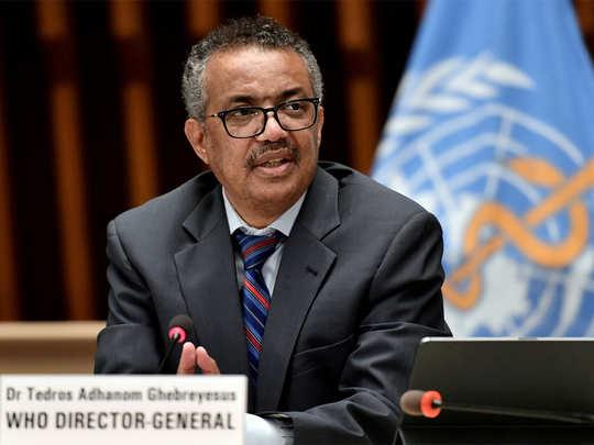 World Health Organization Director-General