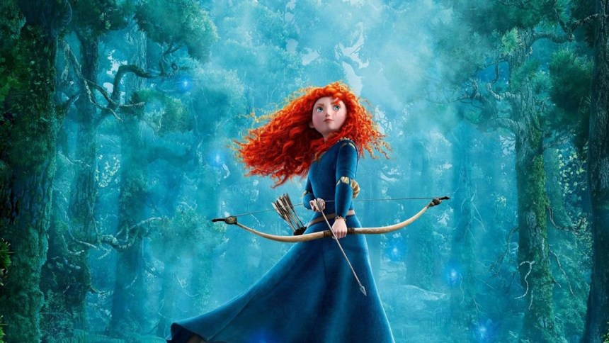 A Mother's Day Movie for Mothers and Daughters. If you and your mom are fans of animated movies, like me, Brave is a great mother-daughter tale.