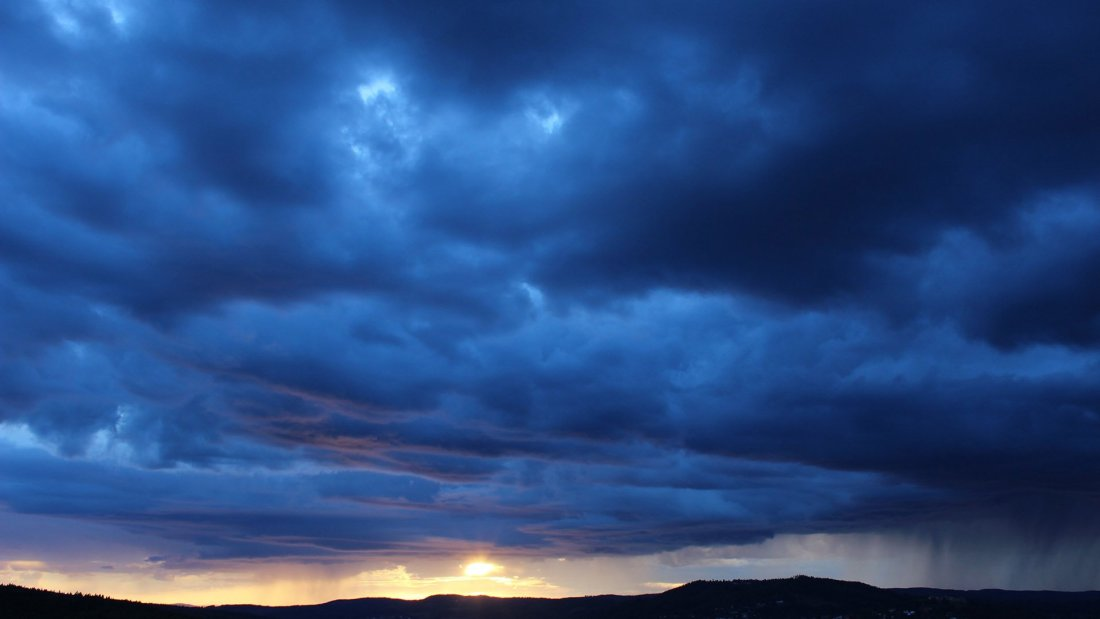 """Blue Clouds of Grief: """"Grief is the price we pay for love"""""""
