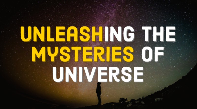 Unleashing Mysteries of Universe using Mathematics