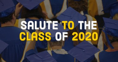 Salute to the Class of 2020