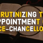 Scrutinizing the appointment of Vice-Chancellors