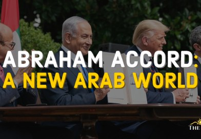 Abraham Accord and its geopolitical significance
