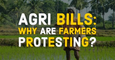 Why are farmers protesting?