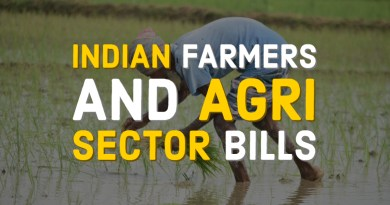 Indian farmers and agri bills