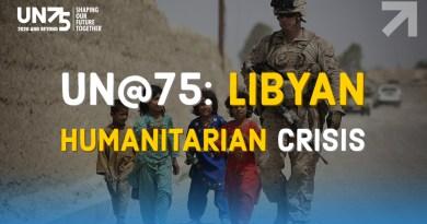 Understanding Libyan Humanitarian situation