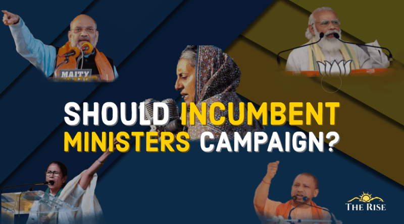 Should Ministers campaign