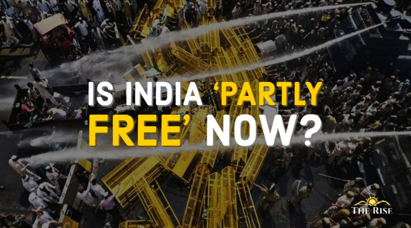 India Partly Free Status