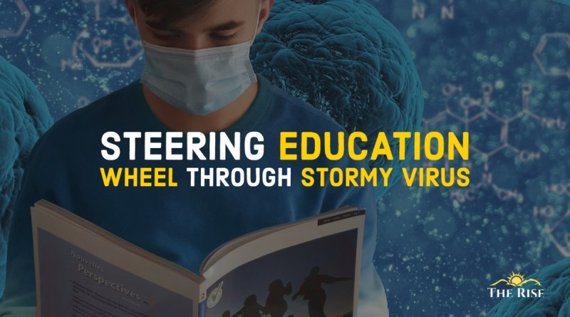 Steering the Education Wheel