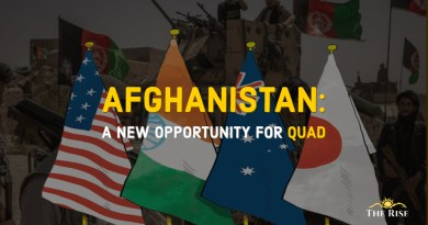 Afghanistan A new opportunity for Quad