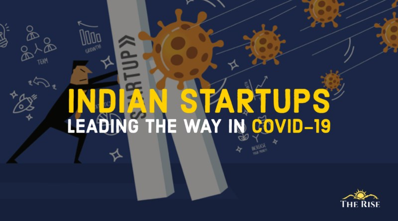 Indian Startups Leading The Way
