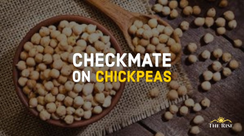 Showing 41 of 731 media items Load more UPLOADING 1 / 1 – Checkmate on Chickpeas.jpg ATTACHMENT DETAILS Checkmate on Chickpeas