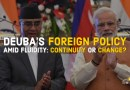 Deuba Foreign Policy Continuity or Change
