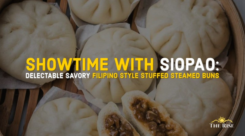 SHOWTIME WITH SIOPAO