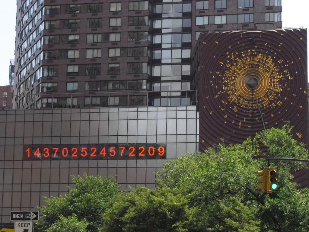 Union Square Clock