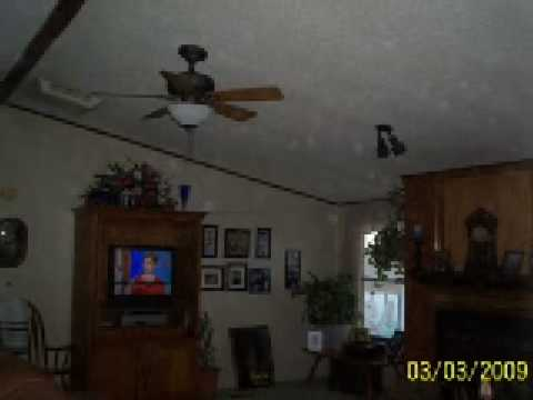 Angels in Jordan's Living Room — Watch them zoom around!