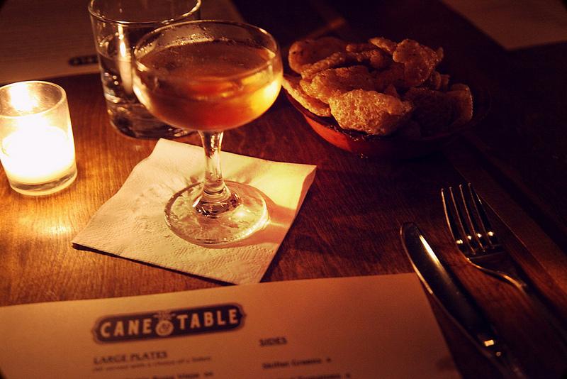 Cane & Table - nicolettemason.com