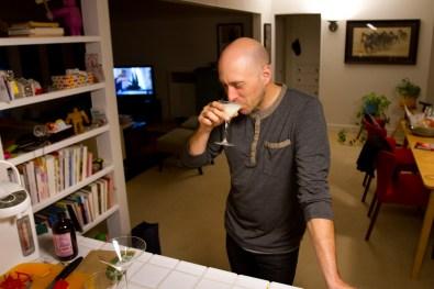 Absinthe & Egg Cocktail--Brian Tastes