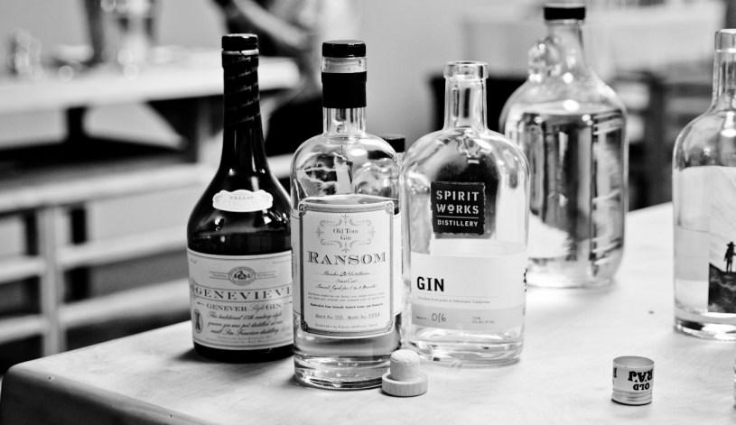 Gin Class -- Craft Gins