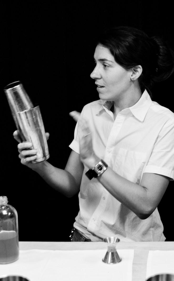 Gin Class -- Melaney Schmidt